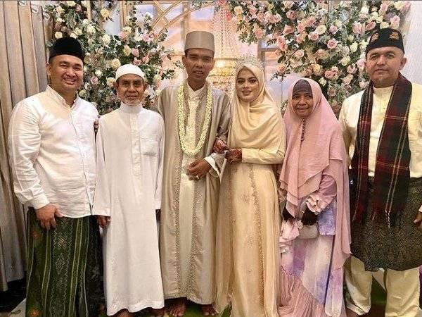 Ustaz Abdul Somad selamat nikahi gadis 19 tahun