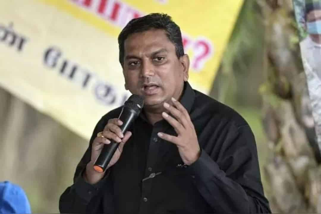 """Demi rakyat Selangor saya sanggup datang kerana saya Timbalan Menteri,"" kata Santhara"