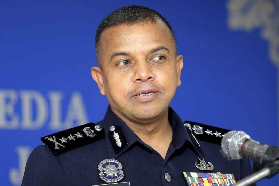 Tak guna simpan anggota terlibat dadah – Ketua Polis Johor