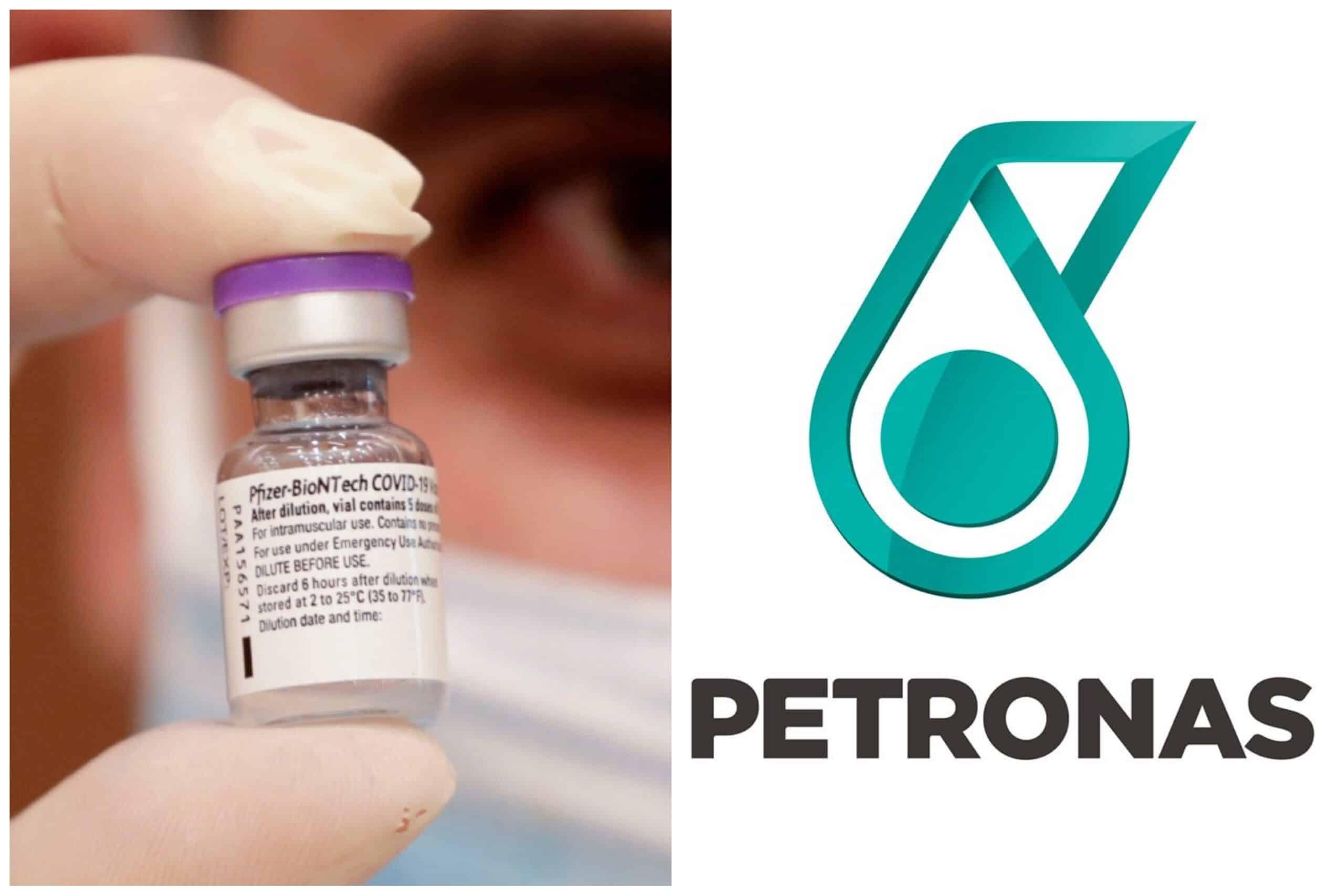 Kerajaan lulus undang-undang guna dana Petronas beli vaksin