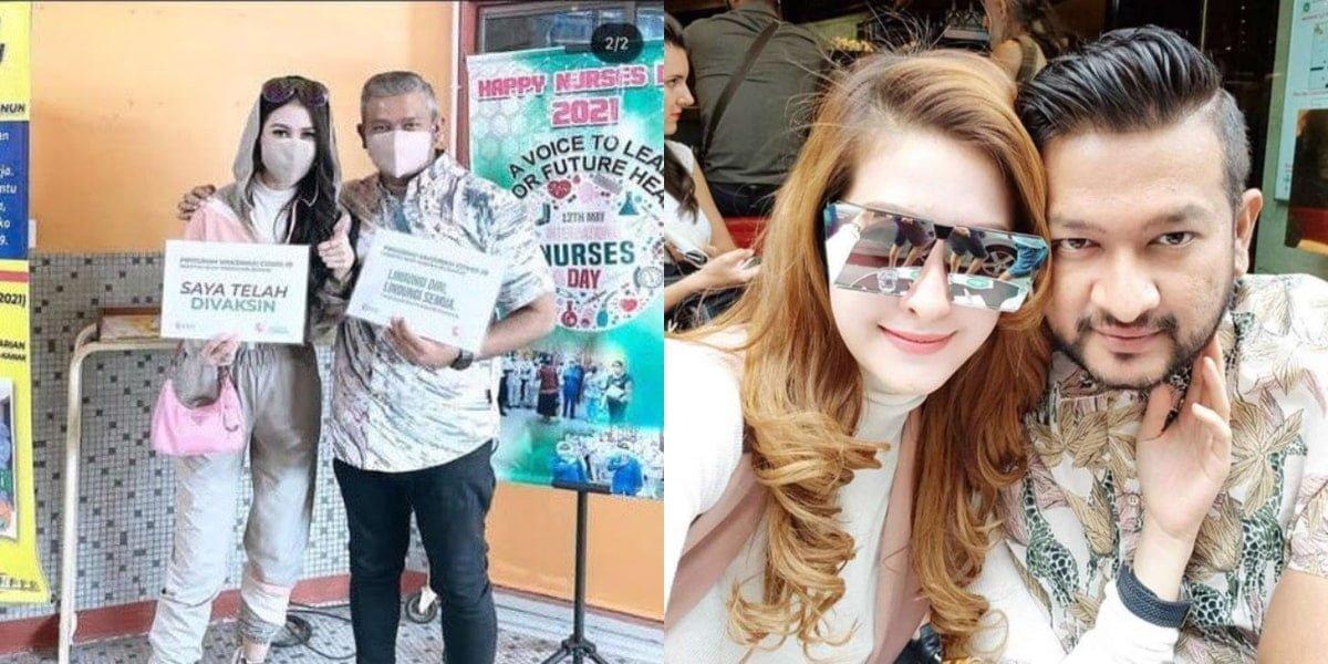 Hospital Ipoh sahkan Eina Azman dan suami diberikan vaksin kerana berisiko tinggi