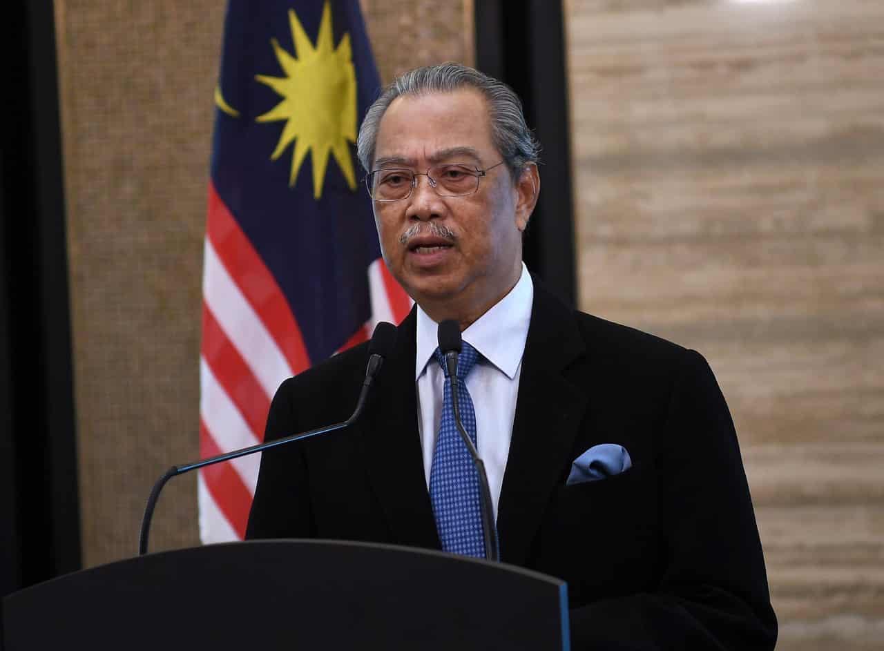 PM umum 'total lockdown' 14 hari bermula 1  Jun