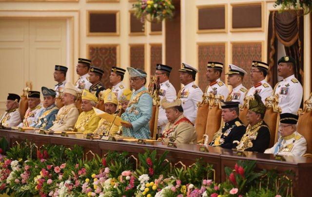 Agong titah perbincangan khas raja-raja Melayu pada 16 Jun ini