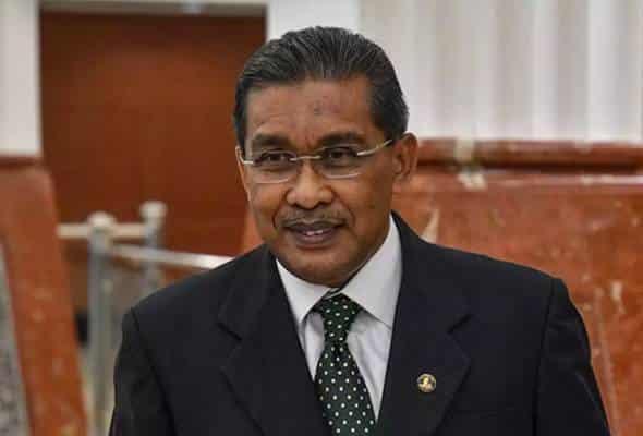 Takiyuddin masuk hospital kerana jantung