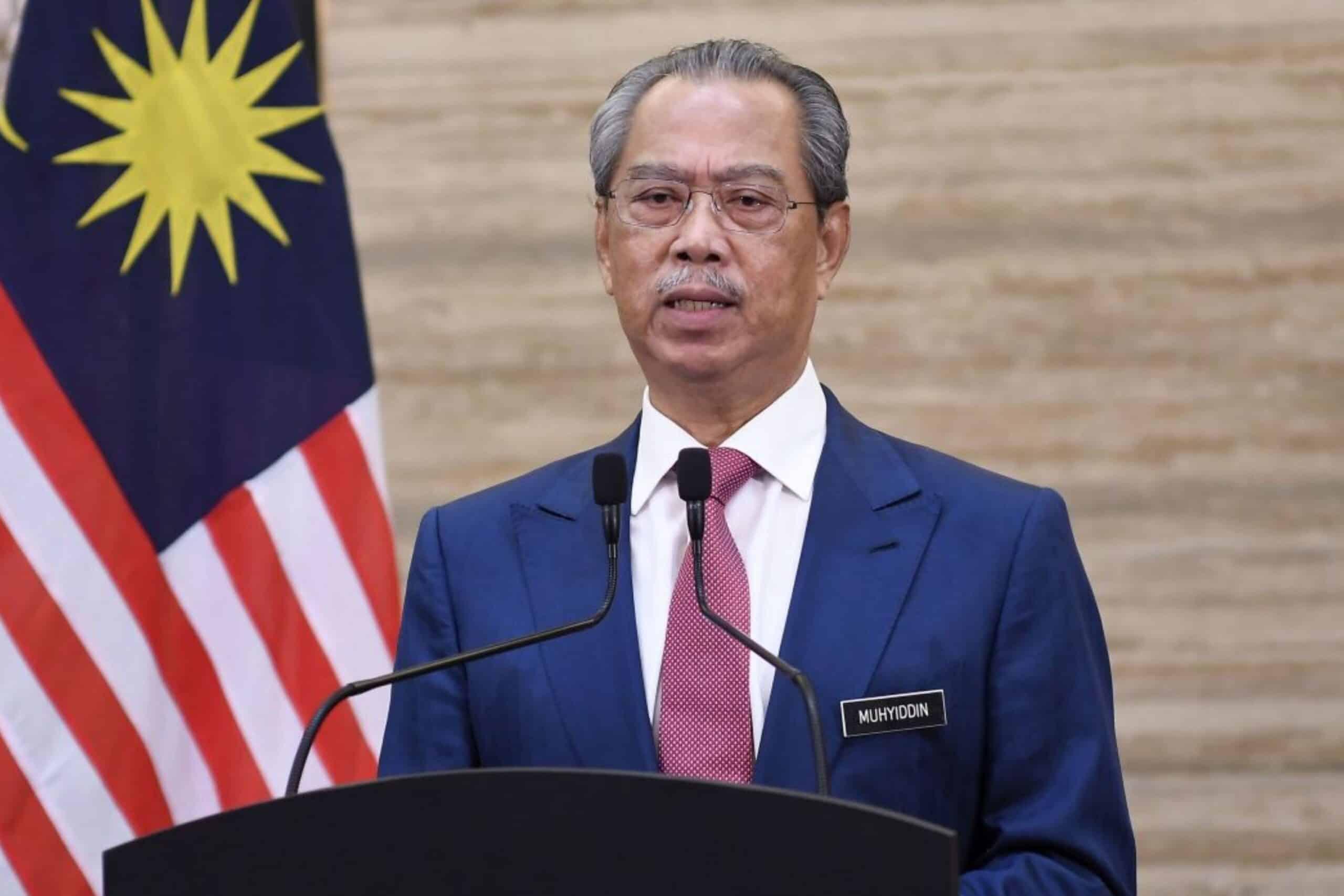 PM terharu penjawat awam bersama kerajaan Perikatan Nasional
