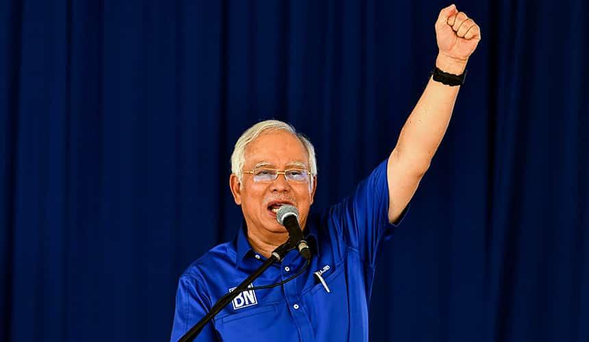 Sejak bila saya setuju langgar arahan MKT UMNO semalam? – Najib