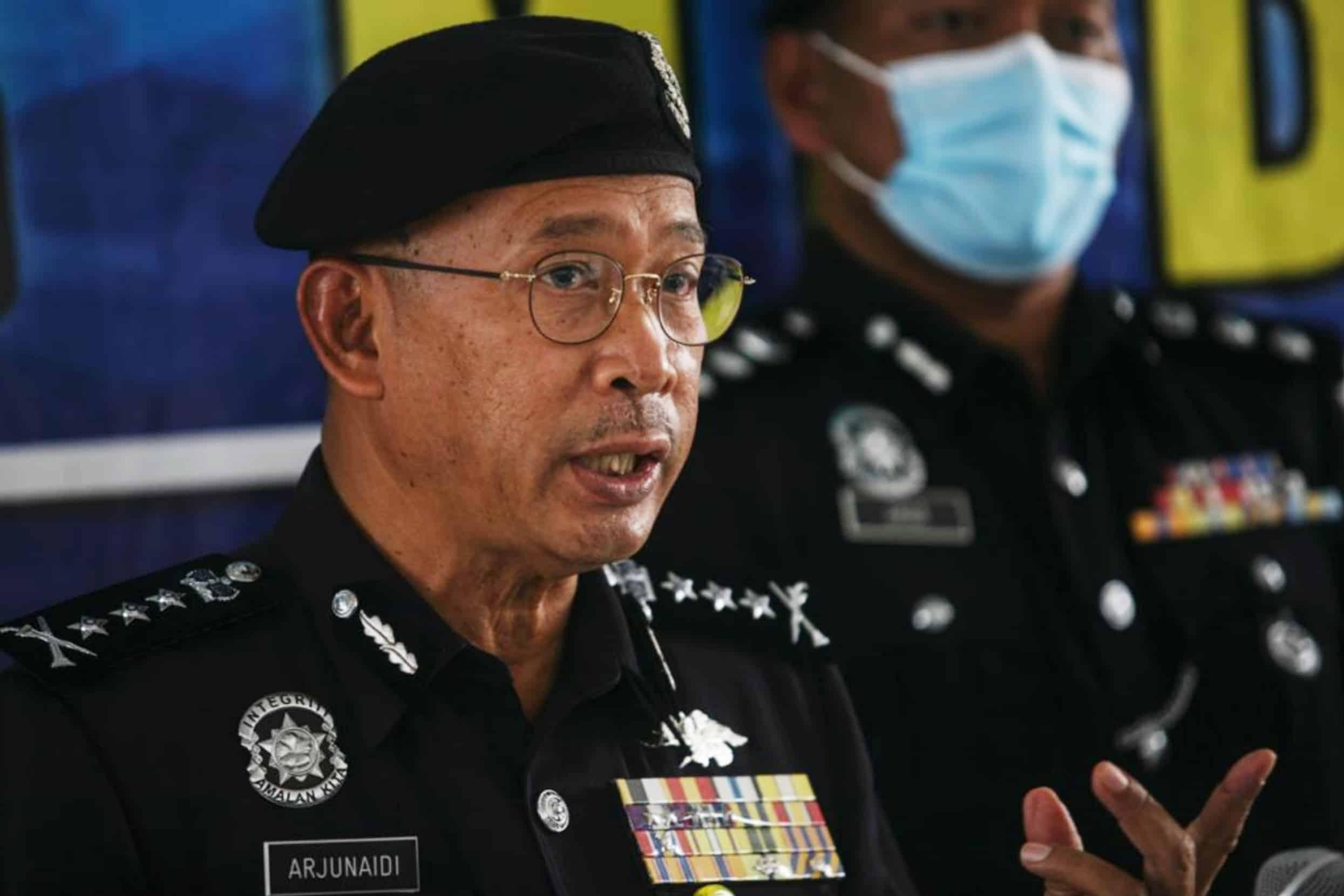 Kita bantu #BenderaPutih – Ketua Polis Selangor