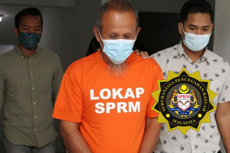 Kes SPRM : Pemilik syarikat pula ditahan rasuah projek Air Kelantan (AKSB)