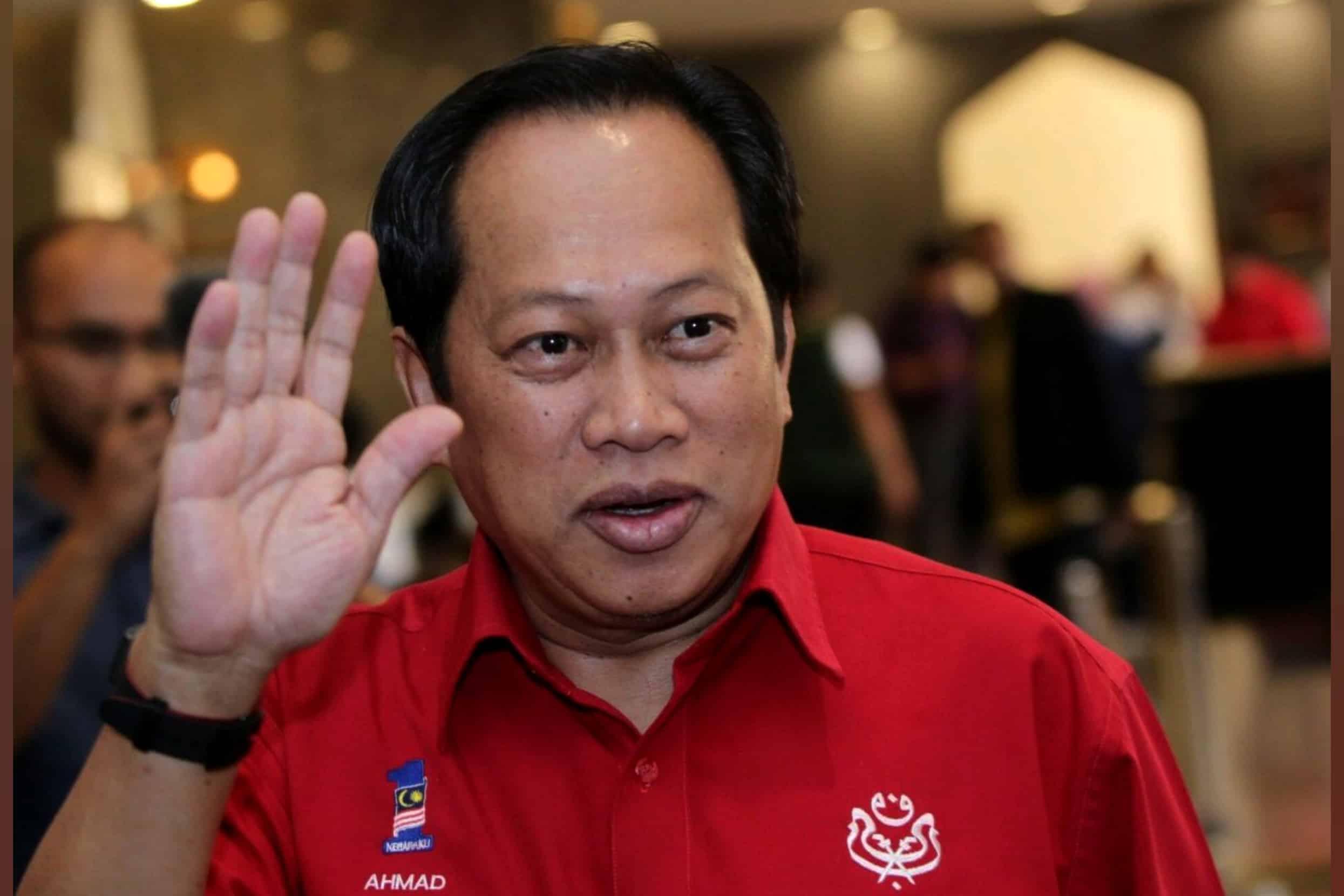 Ahmad Maslan dedah sokongan majoriti MKT UMNO mahu Muhyiddin berundur