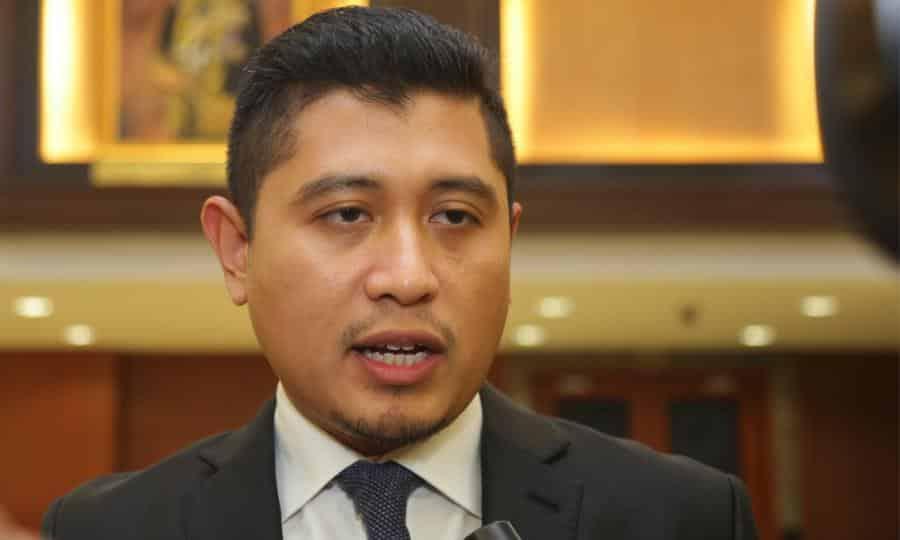Ketua Pemuda UMNO paling awal merangkak sembah TPM – Hilman