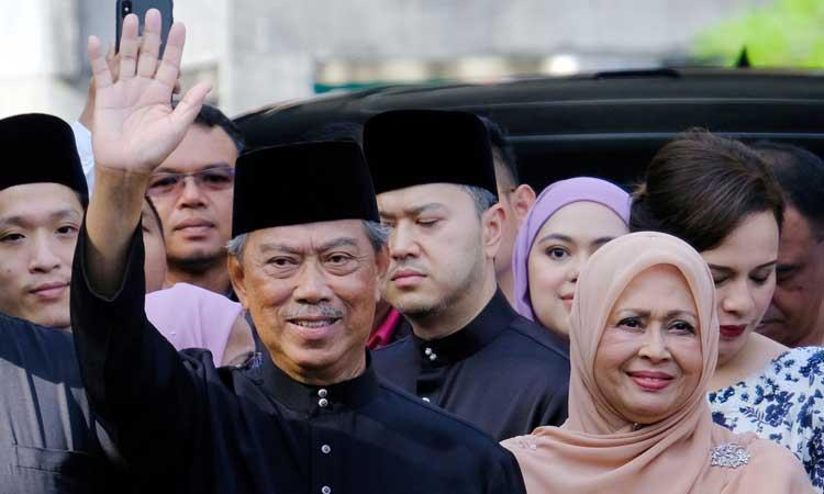 Muhyiddin letak jawatan selepas 17 bulan jadi Perdana Menteri