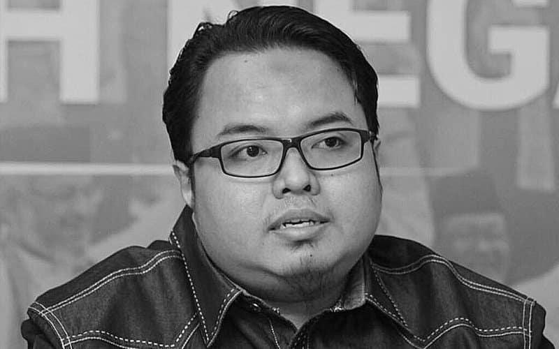 Ketua Pemuda Amanah meninggal dunia