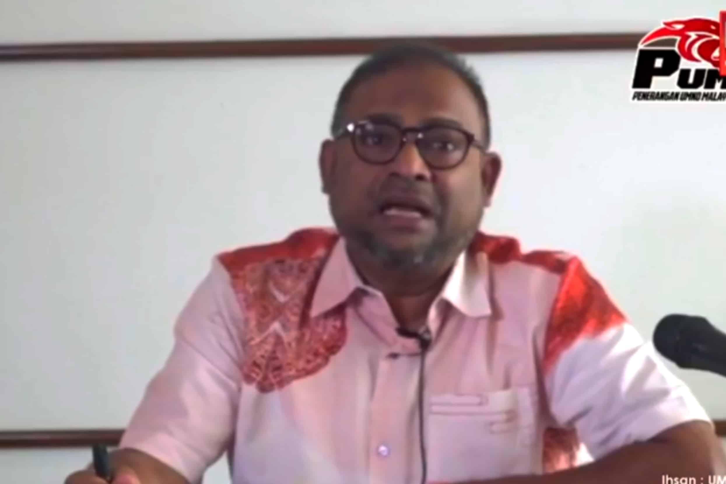 Sebagai ahli parti, bertanding atas nama UMNO dan Barisan Nasional tidak mungkin ianya benar – Azeez Rahim