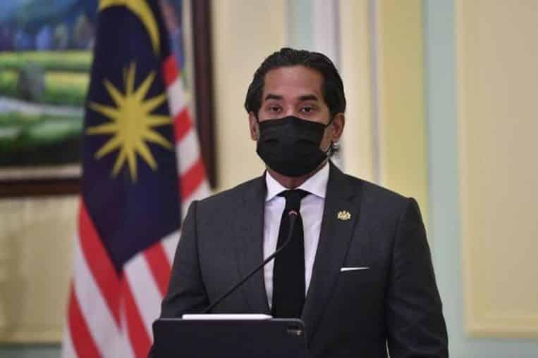 Peletakan jawatan telah dihantar, kata Khairy