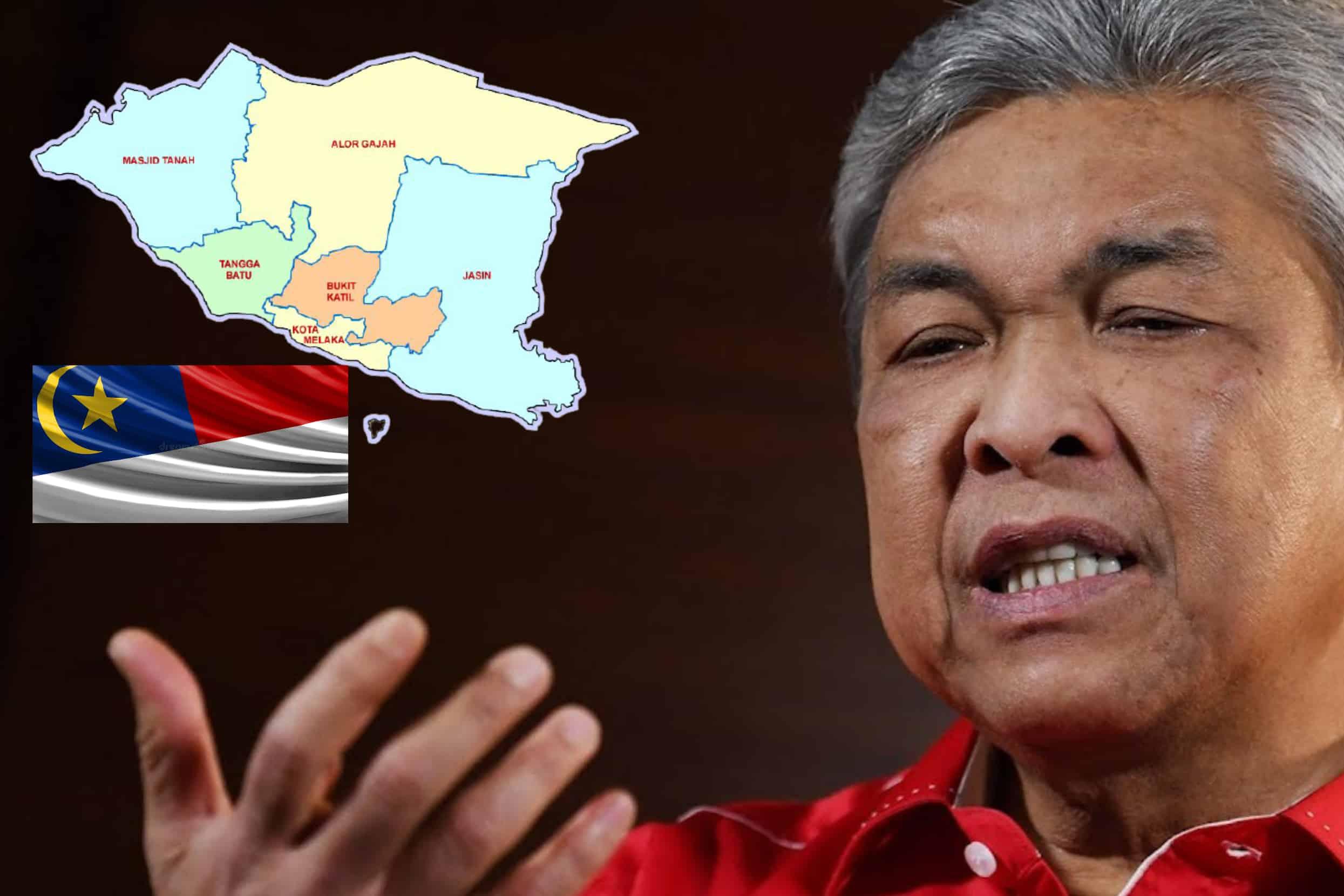 PRN Melaka : Jangan harap UMNO kerjasama dengan BERSATU