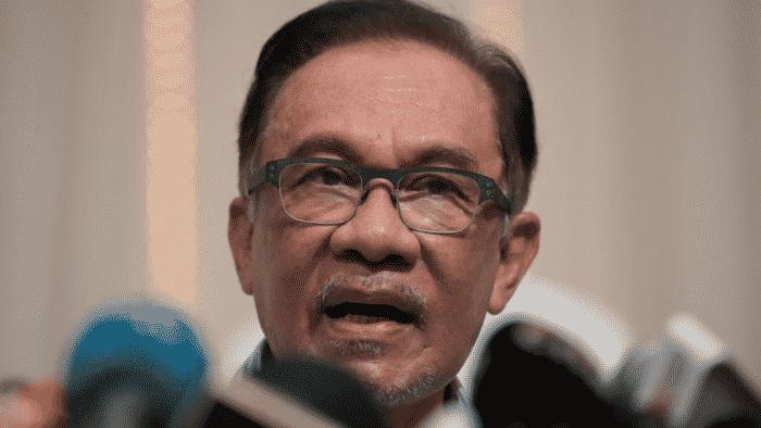Anwar nafi mohon bertemu Yang di-Pertua Melaka